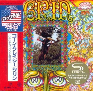 Grin - Gone Crazy [Japanese Remastered Edition] (2014)
