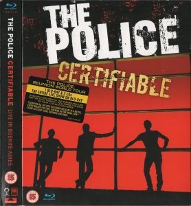 The Police - Certifiable: Live In Buenos Aires [2CD] (2008)