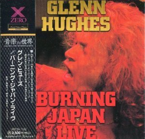 Glenn Hughes - Burning Japan Live (1994)