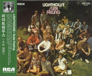 Lighthouse - Suite Feeling (1969) [Korean remaster] (2010)