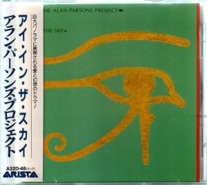 The Alan Parsons Project - Eye In The Sky (1982/1988) [Japan A32D-48]