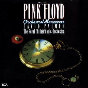 David Palmer And The Royal Philharmonic Orchestra - Music Of Pink Floyd - Orchestral Maneuvers [Japan] (1994)