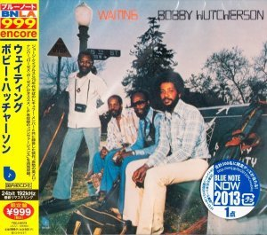 Bobby Hutcherson - Waiting (1976) [2013 Japanese 24-bit Remaster]