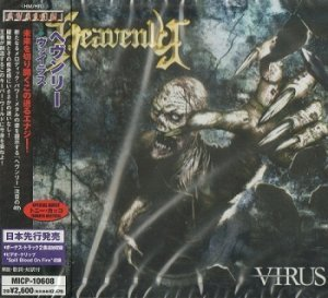 Heavenly - Virus (Japan Edition) (2006)