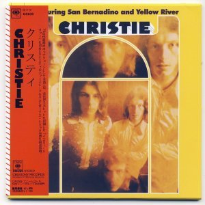 Christie - Christie (Featuring San Bernadino And Yellow River) (1970)+Bonus tracks (2009, Japan)