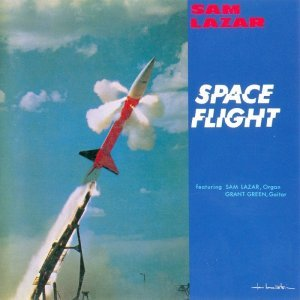 Sam Lazar - Space Flight [Japan] (1998)