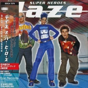 Daze - Super Heroes (Japan Edition) (1998)