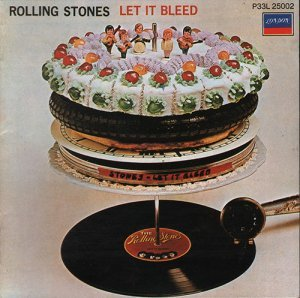 The Rolling Stones - Let It Bleed [Japan] (1986)