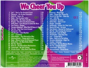 VA - We Cheer You Up 2CD (2002)