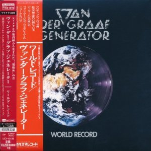 Van Der Graaf Generator - World Record [Japan] (2015)