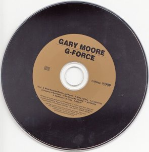 Gary Moore - G Force (1980) [2006 Japan K2 HD]