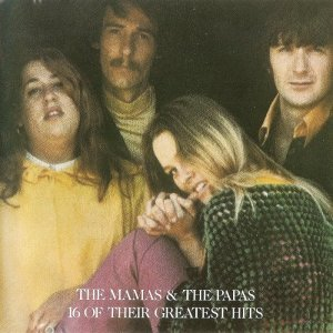 The Mamas & The Papas - 16 Of Their Greatest Hits (1986)