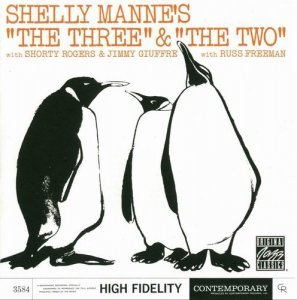 Shelly Manne - ''The Three'' and ''The Two''(1954)