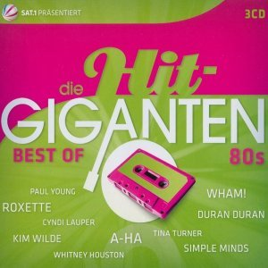 VA - Die Hit-Giganten - Best Of 80's (2011)