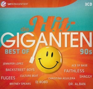 VA - Die Hit-Giganten - Best Of 90's (2011)