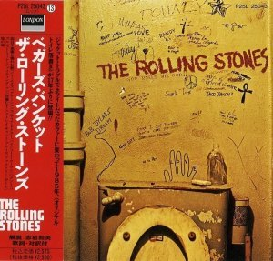 The Rolling Stones - Beggars Banquet [Japan] (1989)