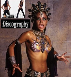 Aaliyah - Discography: 18 Releases (1994-2005)
