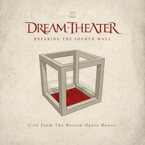 Dream Theater - Breaking The Fourth Wall (2014) [HDTracks]