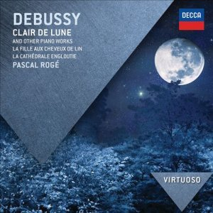 Pascal Roge - Debussy: Clair de lune and Other Piano Works (2013)