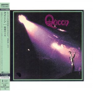 Queen - Queen [Mini LP PT-SHM Japan] (2014)