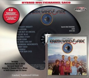 Earth, Wind & Fire - Open Our Eyes (1974) [2015 Audio Fidelity SACD]