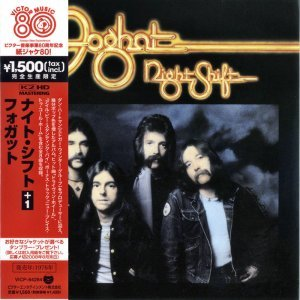 Foghat - Night Shift [Japan] (2007)