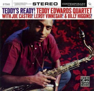 Teddy Edwards Quartet - Teddy's Ready (1960)