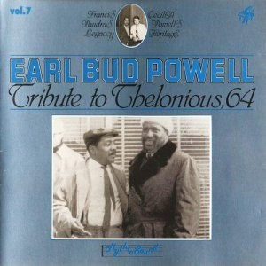 Bud Powell - Tribute to Thelonious, 64 (1989)