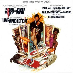 George Martin & Paul McCartney & Wings - Live & Let Die [Remastered Deluxe Edition] (2003) [Soundtrack]