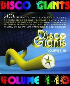 VA - Disco Giants Volume 1-10 [20CD Box Set] (2013)