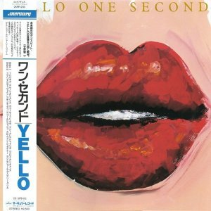 Yello - One Second [Japan LP] (1987)