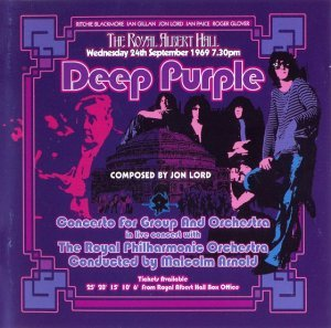 Deep Purple - Concerto For Group And Orchestra (1969) [2002]