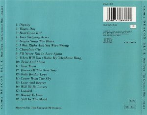 Deacon Blue - Our Town: The Greatest Hits (1994)