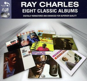 Ray Charles - Eight Classic Albums [4CD] (2011)