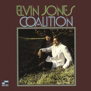 Elvin Jones - Coalition (1970) [2015] [HDTracks]