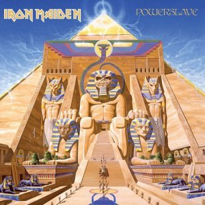 Iron Maiden - Powerslave (1984) [2015] [HDTracks]
