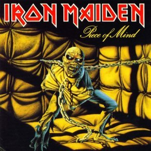 Iron Maiden - Piece Of Mind (1983) [2015] [HDTracks]