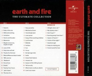 Earth And Fire - The Ultimate Collection [3CD] (2003)