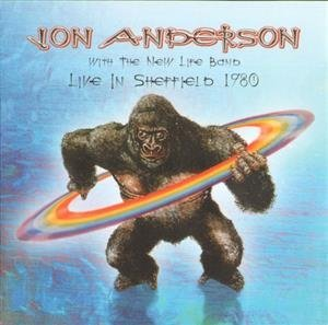 Jon Anderson & The New Life Band - Live In Sheffield [2 CD] (1980)