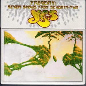 Yes – Progeny Highlights From Seventy-Two [14CD Box-set] (2015)