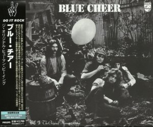 Blue Cheer - The Original Human Being (1970) [Japan remaster] (2007)