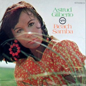 Astrud Gilberto - Beach Samba (1967) [2014] [HDTracks]