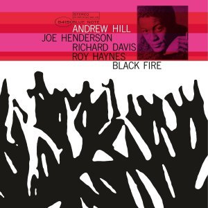 Andrew Hill - Black Fire (1963) [2014] [HDTracks]