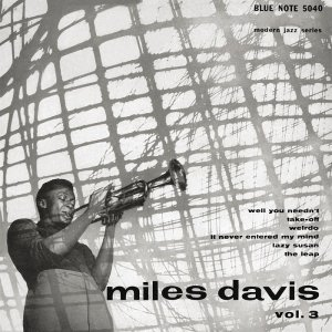 Miles Davis - Volume 3 (1954) [2014] [HDTracks]