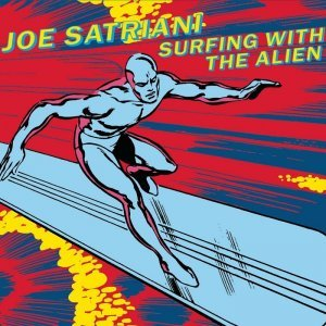 Joe Satriani - Surfing With The Alien (1987) [2014] [HDTracks]