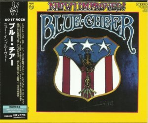Blue Cheer - New Improved! (1969) [Japan remaster] (2007)