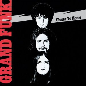 Grand Funk Railroad - Closer to Home (1970) [2013] [HDtracks]
