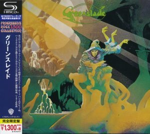 Greenslade - Greenslade (1973) [2015 Japan]