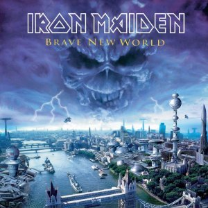 Iron Maiden - Brave New World (2000) [2015] [HDTracks]