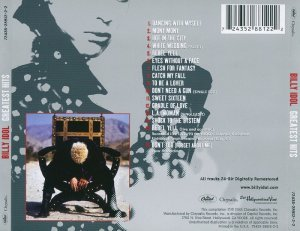 Billy Idol - Greatest Hits (2001)
